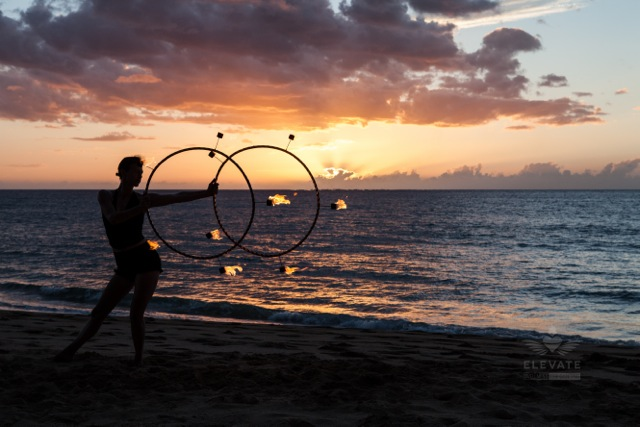double_fire_hoops_beach.pic